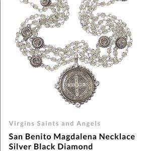 VSA San Benito Magdalena Necklace 🌟